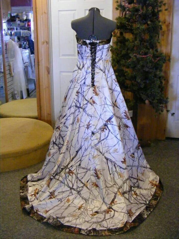 Best 25 white camo ideas on pinterest white camo for Snow white camo wedding dress
