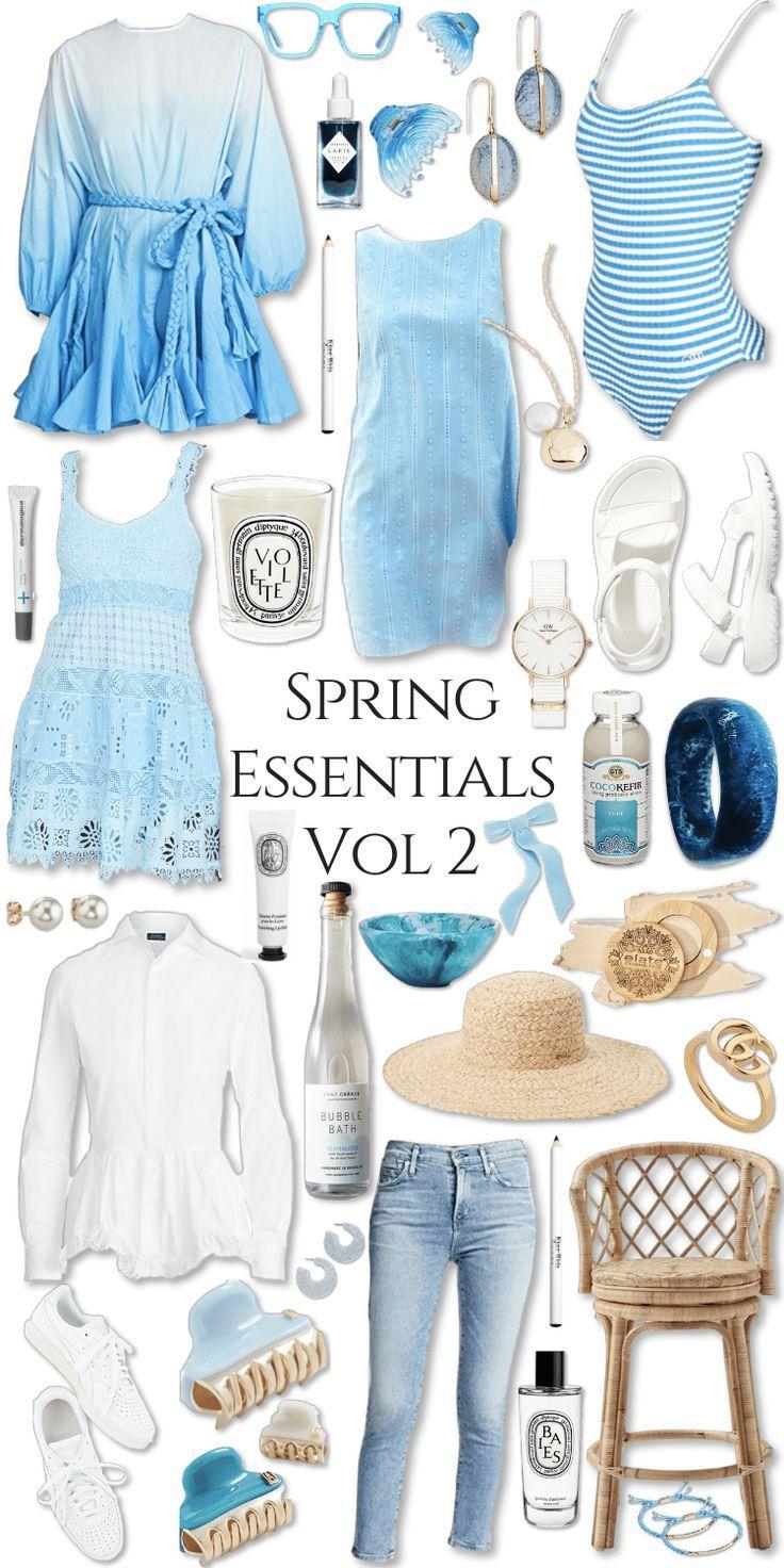 Spring Essentials Vol. 7 - Annie Fairfax  Spring break outfit