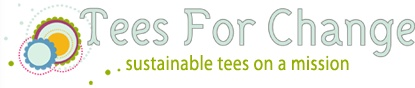 Cute tees - great messages, sustainable fabrics, great causes