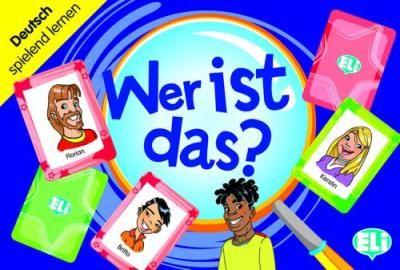 Wer ist das?: Deutsch spielend lernen : 9783125347595