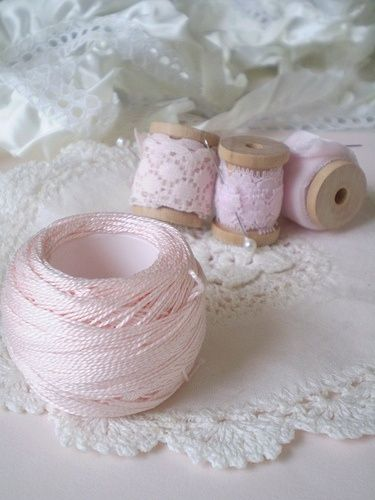 ... pink goodies...