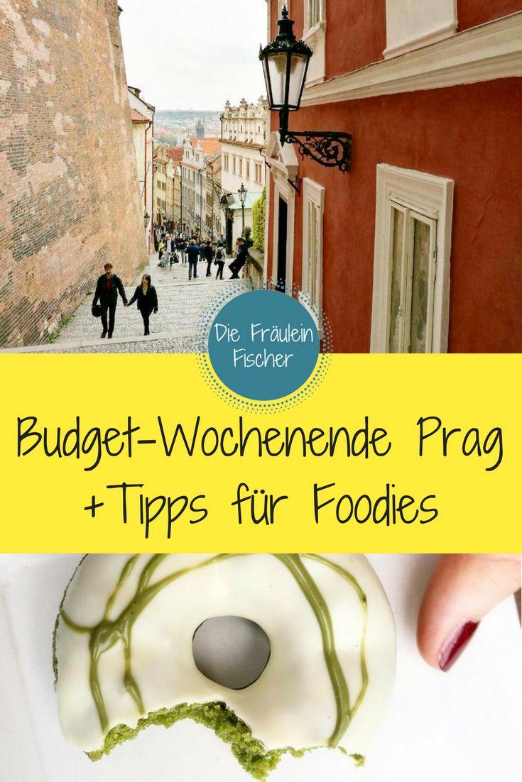 Tipps für deinen Wochenendtrip nach Prag mit einem Budget und großem Hunger au…