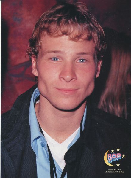Brian Littrell! <3 He my husband and has been for 13+ years. My longest celebrity crush ever! Ok end of story