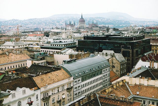Budapest / photo by Keegan Adriance