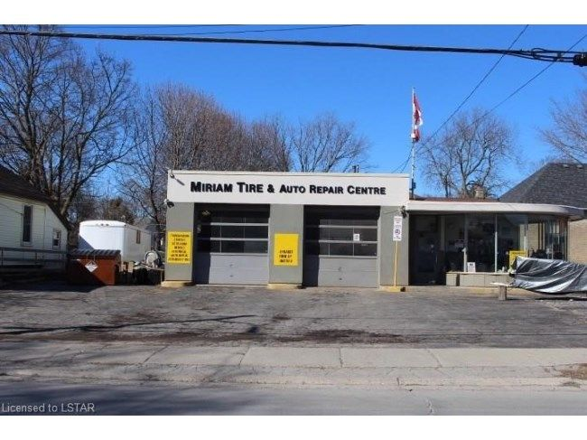 Auto Shop For Rent Near Me >> 201 High St 2 Bay Automotive Repair Shop In Old South