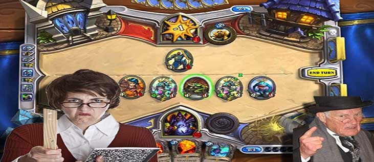 Teachers Complain Students Play Hearthstone During Classes