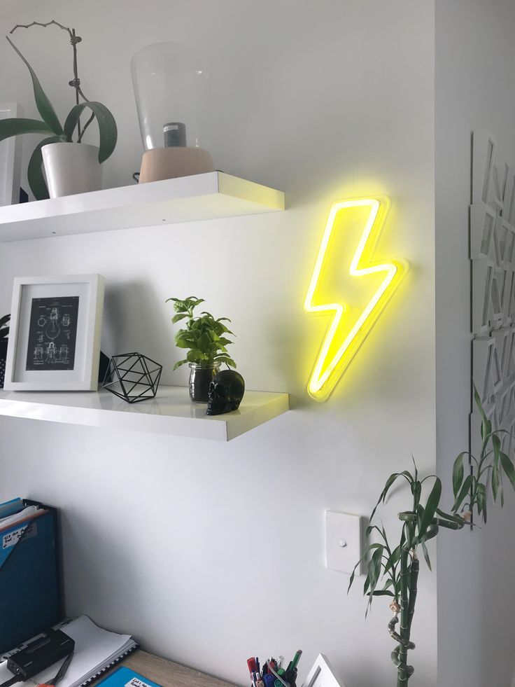 Our own little mini bolt makes a great addition to any space, providing the best ambient yellow hue to any space.