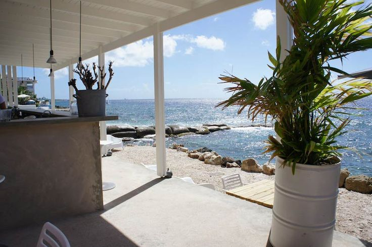 BijBlauw, a boutique hotel located in Pietermaai, one of the most energetic districts of Willemstad, Curacao