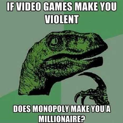 Video games Vs monopoly! #gaming logic