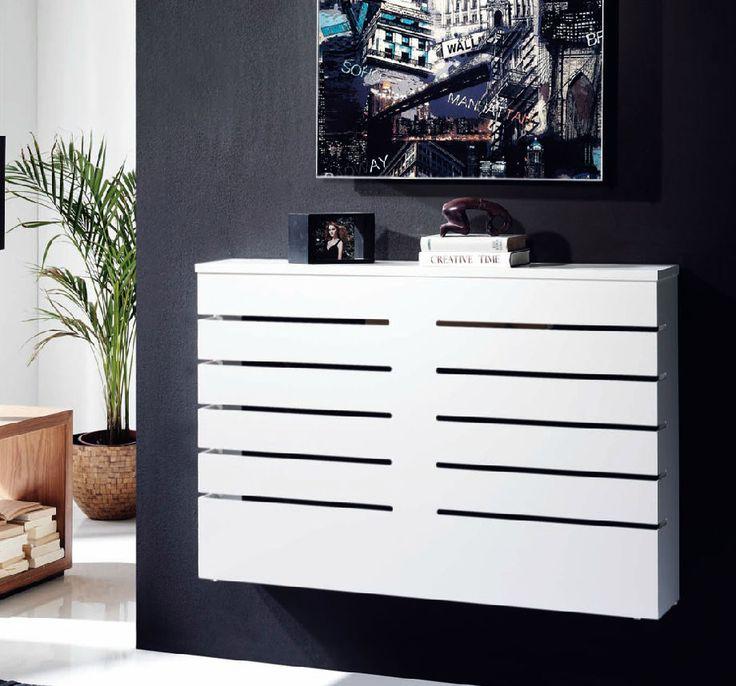 Cache-radiateur / version moderne