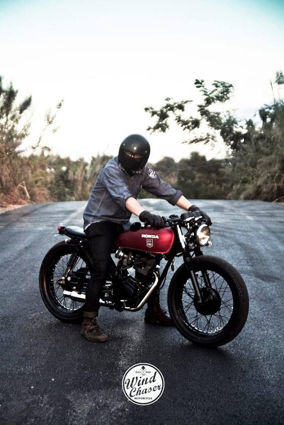 Honda 125 Cafe Racer - Amazing