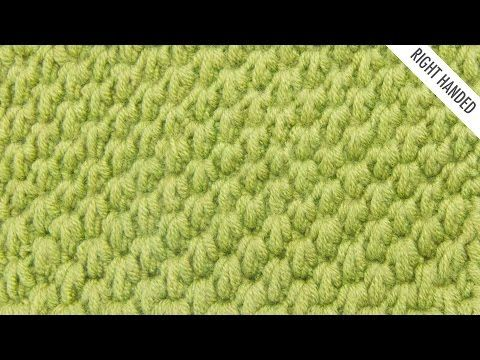 Tunisian Ocean Stitch :: Tunisian Crochet :: New Stitch a Day
