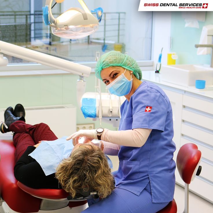 At Swiss Dental Services we are specialists in Oral