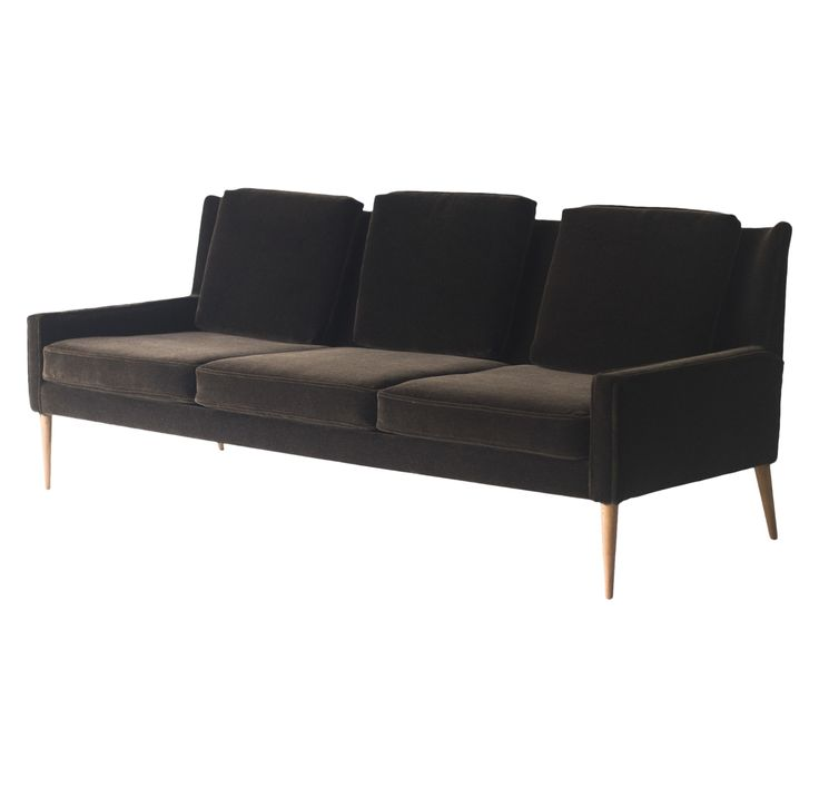 Buy Paul McCobb Sofa for Directional by The Swanky Abode - Limited Edition designer Furniture from Dering Hall's collection of Mid-Century Modern Modern Traditional Sofas & Sectionals.