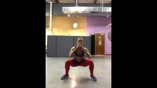 "Dance Fitness with Jessica, ""Dark Horse"" by Katy Perry, Awesome leg workout!!! So fun!!!"