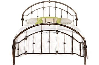 Affordable Queen Beds For Sale. Find queen bed frames in platform, canopy, upholstered, wood & metal styles. Queen size beds with storage and other options.#iSofa #roomstogo