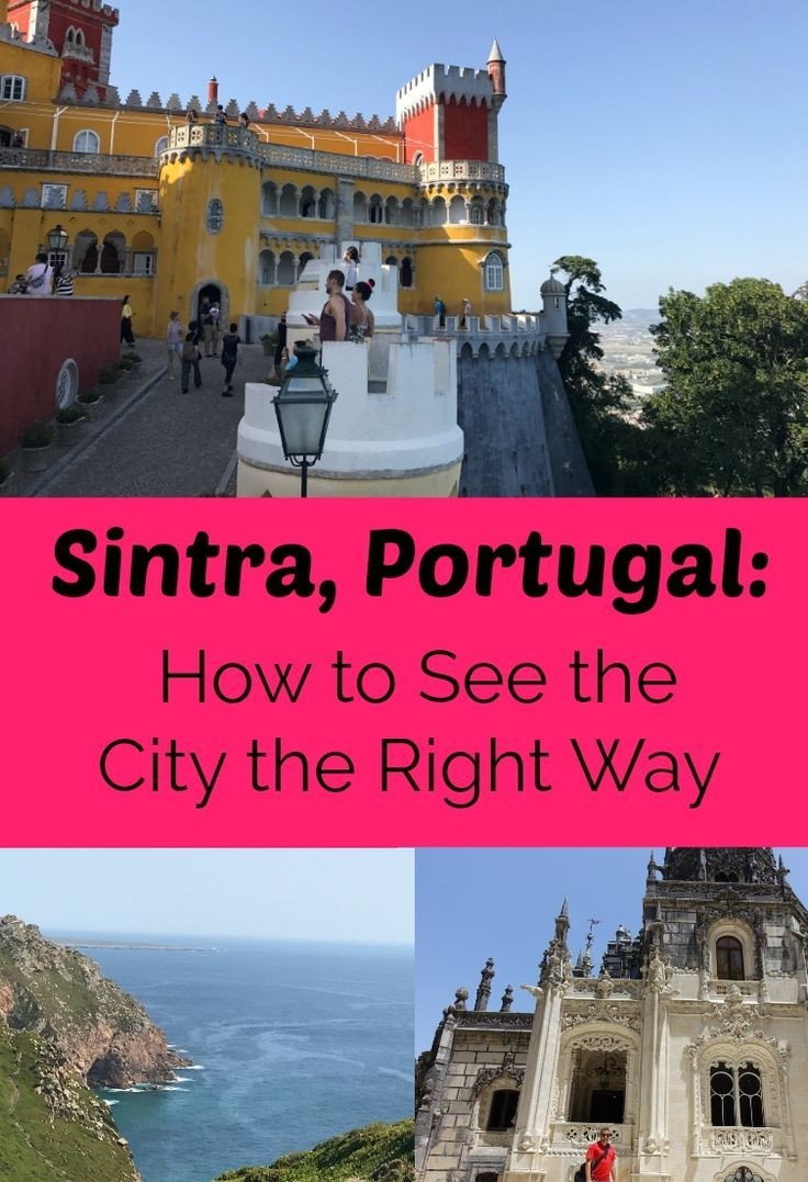 There's the right way and the wrong way to visit Sintra, use this guide to get the most out of your day trip to this beautiful city. Travel in Europe.