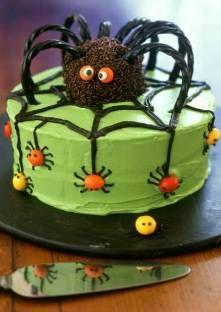 Gâteau d'araignée