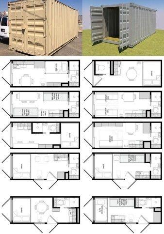 Convertir un contenedor en una casa