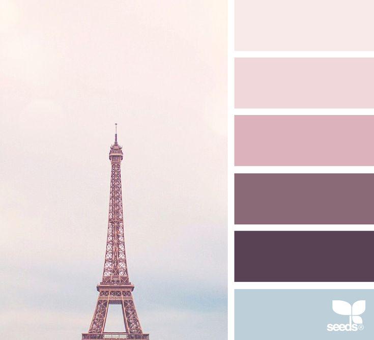 SPRING { color wander } January 18 2018 image via: @in_somnia_ #designseeds