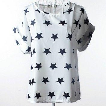 Dámská letní trička s potiskem zlaté hvězdy – dámská trička + POŠTOVNÉ ZDARMA Na tento produkt se vztahuje nejen zajímavá sleva, ale také poštovné zdarma! Využij této výhodné nabídky a ušetři na poštovném, stejně jako …