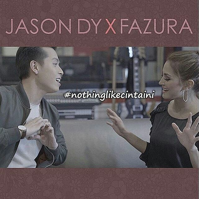 "Fefeeling romantik malam Ni? Jom layan ""Nothing Like Cinta Ini"" by @jasonjamesdy & @missfazura on @spotify!  http://spoti.fi/2nz0oqu  #NothingLikeCintaIni #NothingLikePagibig #JasonXFazura #JasonDyXFazura #spotify #spotifymy #spotifyph @universalmusicmalaysia @mca_music @jasondyfenders_official @jasondyinternational"