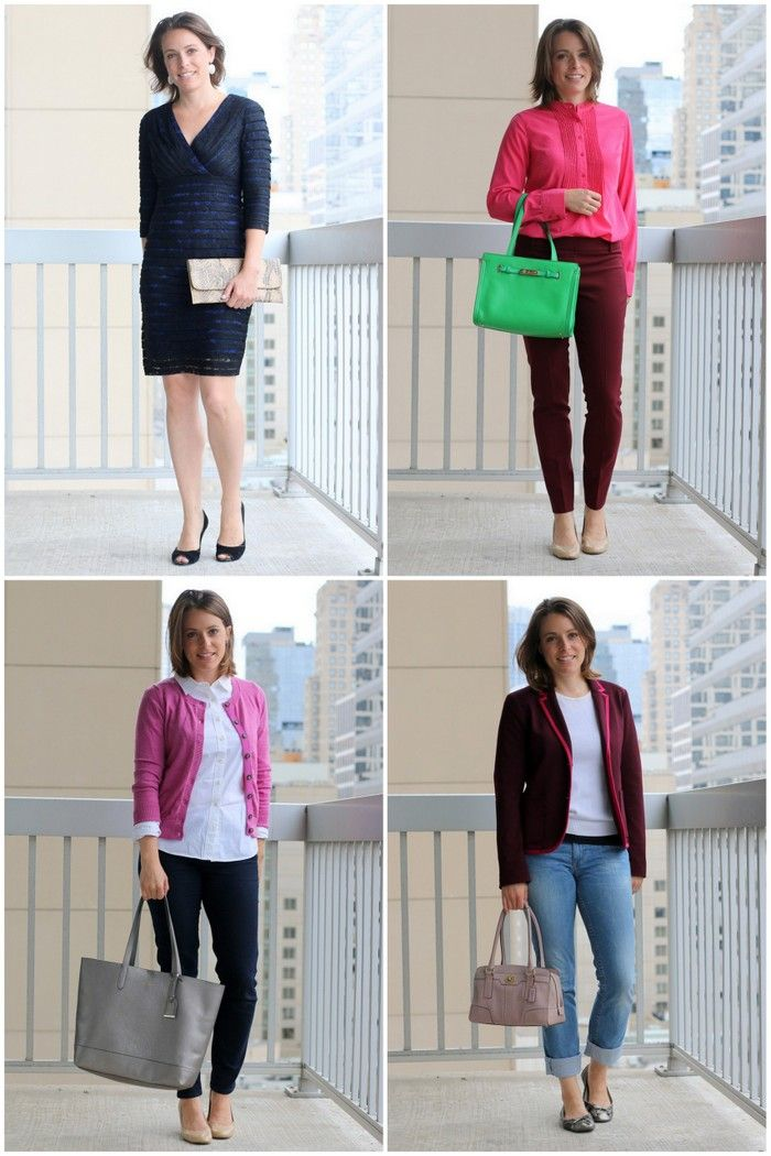 FashionablyEmployed.com | Four outfits styling pieces purchased secondhand online | wear to work, office style, women's workwear