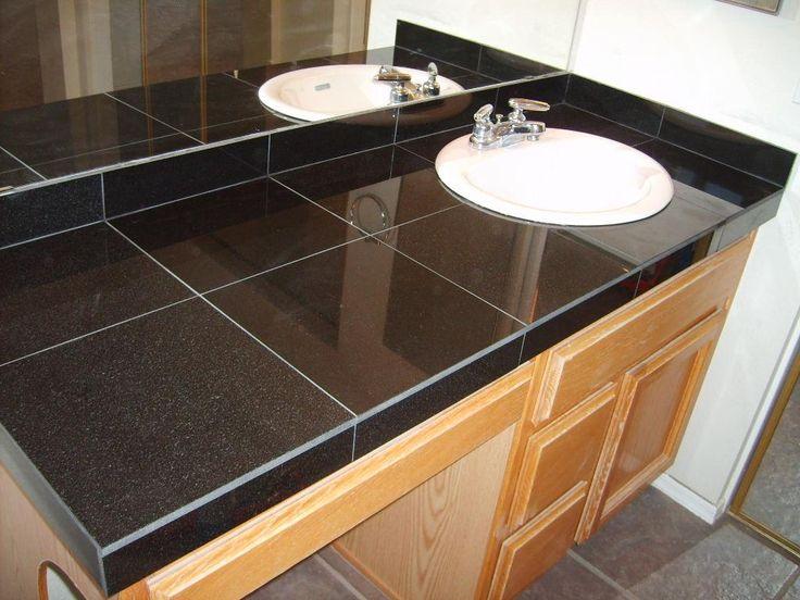 granite tile countertop edging google search