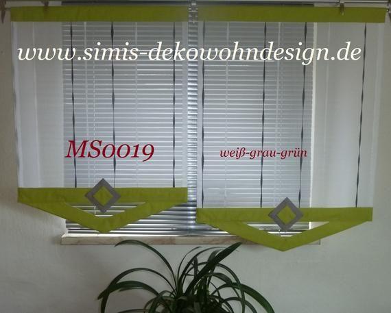 Curtains Modern Slice Gardine Ms0019 Reserved For Customer