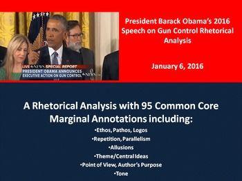 A study on the rhetorical devices of president barack obama