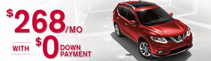 APRIL LEASE SPECIALS  2015 Nissan Rogue S http://www.naplesnissan.com/newspecials.aspx   #Nissan #carbuying #carlease #specials #Rogue #SUVs #SWFL