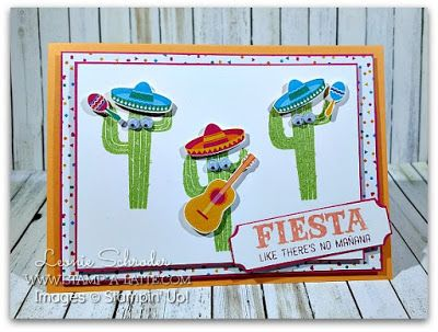 What Will You Stamp?: WWYS Challenge #70 // Birthday Fiesta.