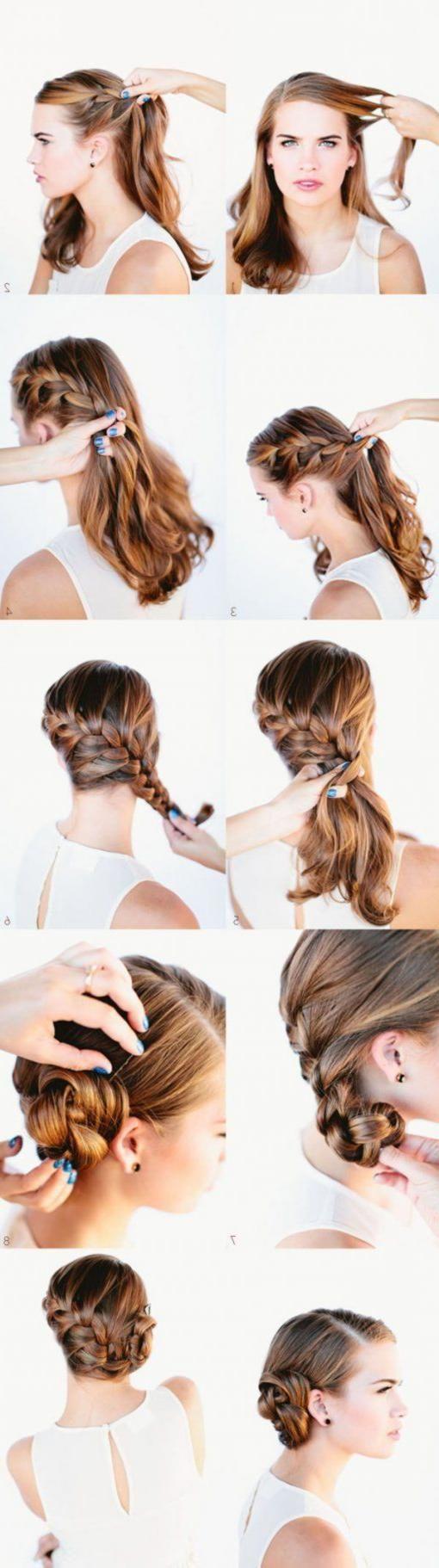 Die meisten anmutigen 1920er Frisuren langes Haar | Frisur kann das Auftreten in…