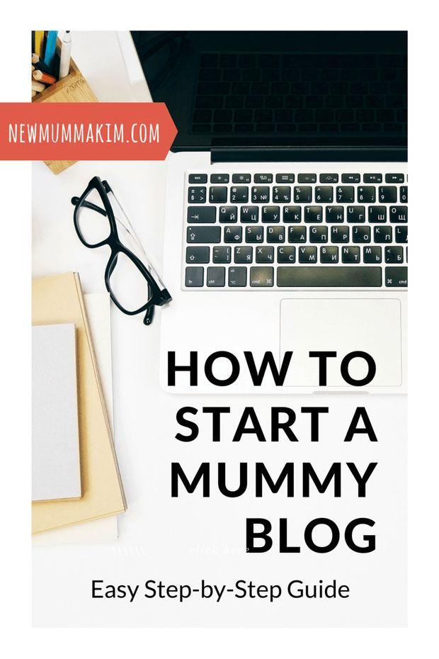 How To Start A Mummy Blog - New Mumma Kim; Adelaide Mummy Blogger