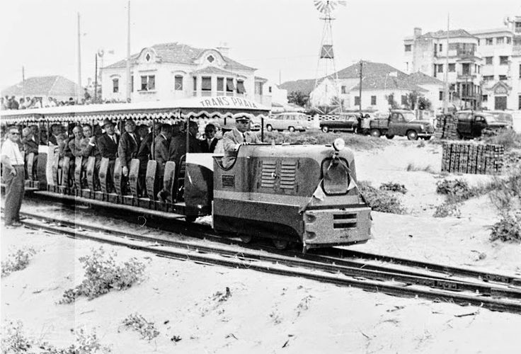 Costa da Caparica Transpraia 01 Inaugurado em 29 de Junho de 1960