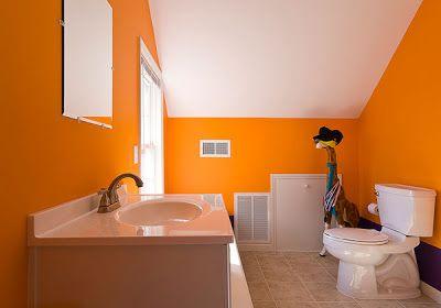 10 meilleurs Schémas de couleur pour salle de bain ~ Décor de Maison / Décoration Chambre