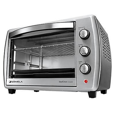 Me gustó este producto Somela Horno El�ctrico Steel Oven T03600RC 36 lt. ¡Lo quiero!