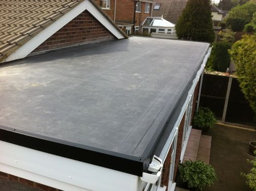 Low Life Cycle Cost Epdm Roofing Requires Little Or No Maintenance. This  Feature Combined