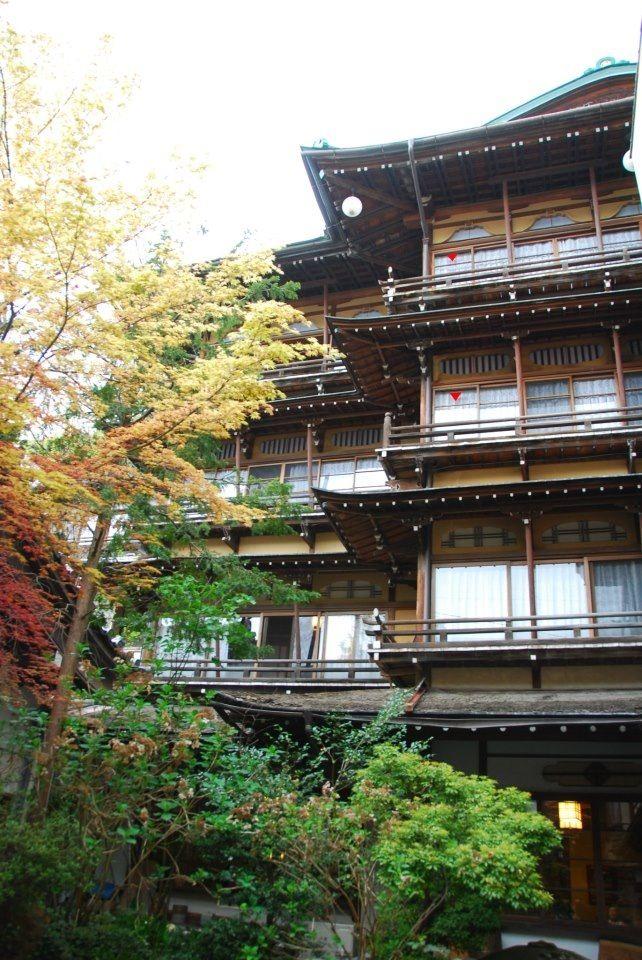 旅館 湯田中渋温泉