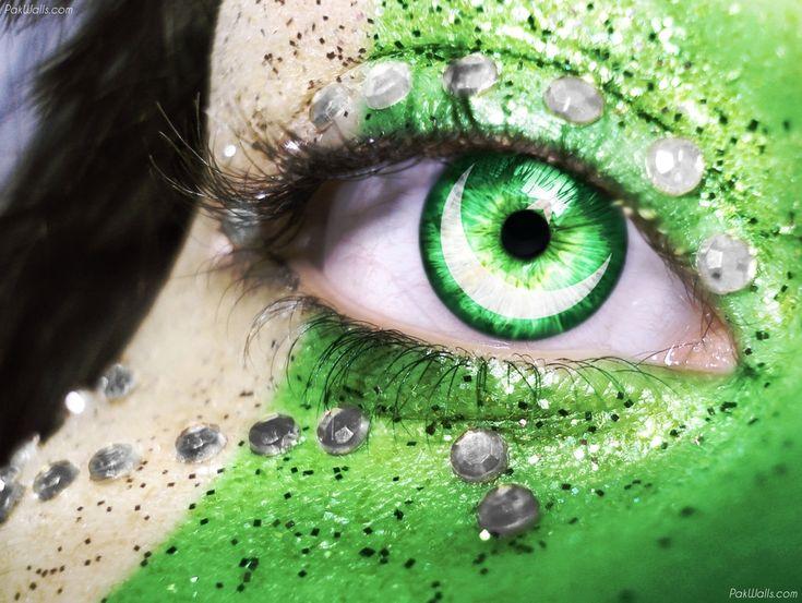 Best Eye Wallpapers -Love Pakistan