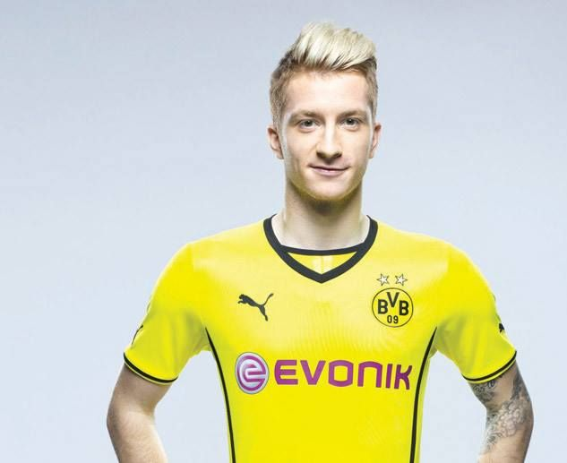 Marco Reus Hairstyle 2018 Images Pictures 17 Best Images About
