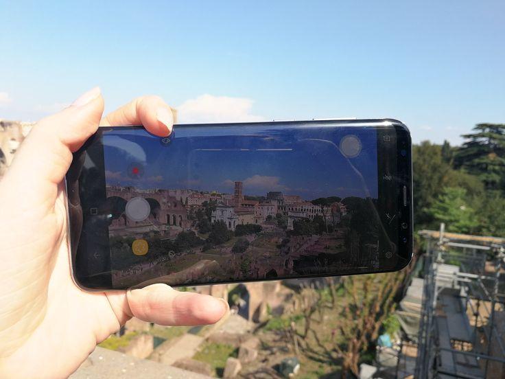 Galaxy S8+  – Poze realizate cu noul smartphone de la Samsung