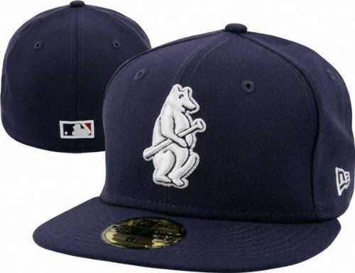 Chicago Cubs Cooperstown 59Fifty Fitted Hat by New Era. $34.99. Durable  easy-care Wool Blend. Resists shrinkage. Officially licensed by MLB.