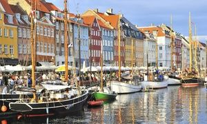 Groupon - ✈ 8- or 10-Day Northern Europe Trip w/Air from Great Value Vacations. Price/Person Based on Double Occupancy. in Copenhagen, Amsterdam. Groupon deal price: $1,399
