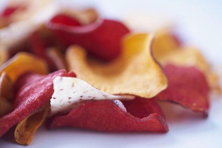 DIY vegetable chips