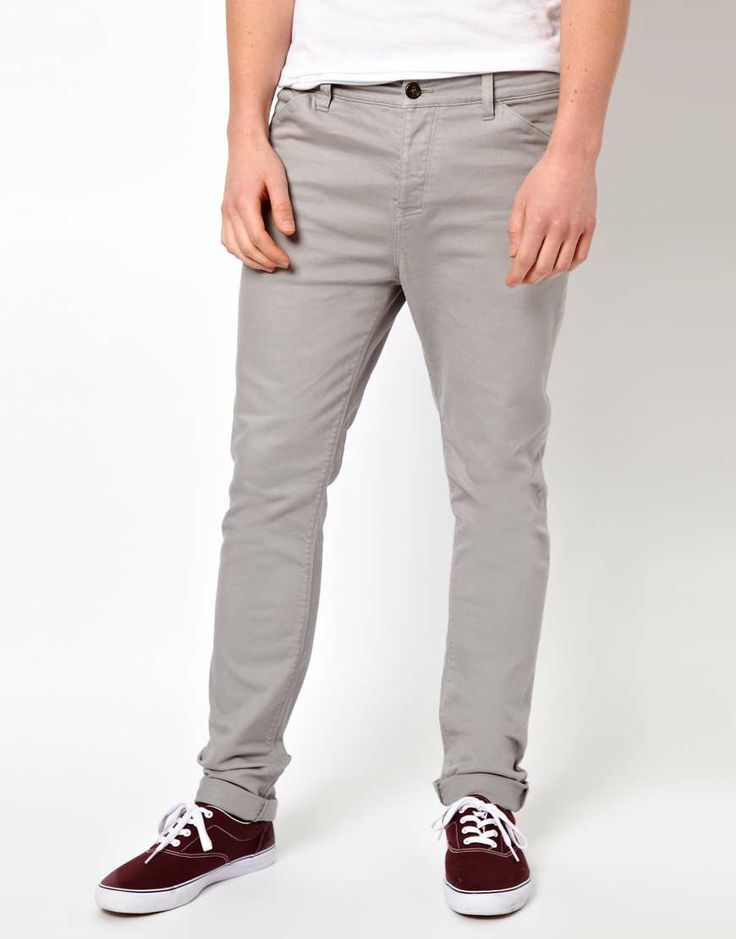 17 best ideas about Grey Chinos Men on Pinterest | Green chinos ...