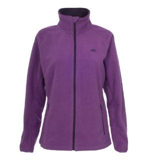 Trespass Women's AT200 Dumyat Fleece Jacket by Trespass. $53.40. Fleece jacket. 370gsm fabric. 100% Polyester, Bonded Fleece. Airtrap fabric. 2 Pockets, Bonded Fleece, Contrast Klow Profile Zips, Contrast Inner; Airtrap Fleece that offers the right level of warmth to meet your needs to stay warm, dry and comfortable.