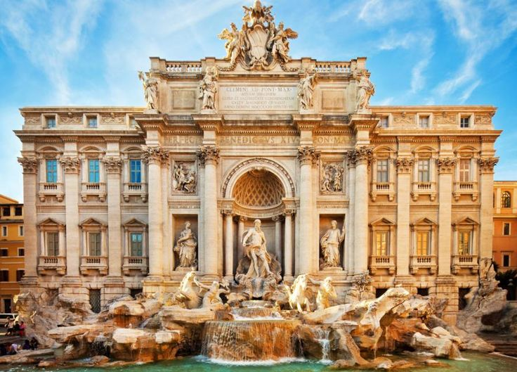 Explore the Baroque and Renaissance fountains and piazzas of Rome on a 2-hour walking tour with Tourboks!