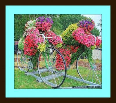 M s de 25 ideas incre bles sobre jardines bonitos en for Jardines caseros bonitos