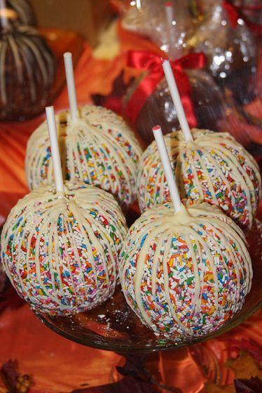 Gourmet Halloween Candy